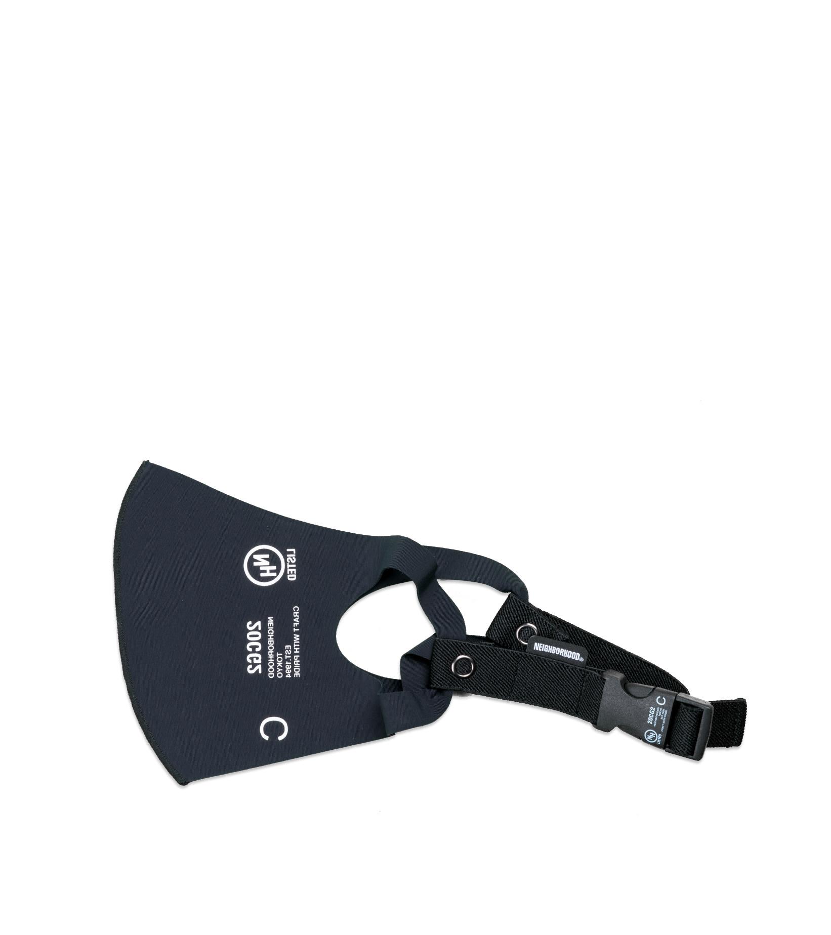 """Guardian Facemask PE Strap """"Black""""-2"""