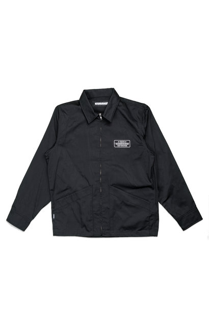 "Drizzler Jacket ""Black"""
