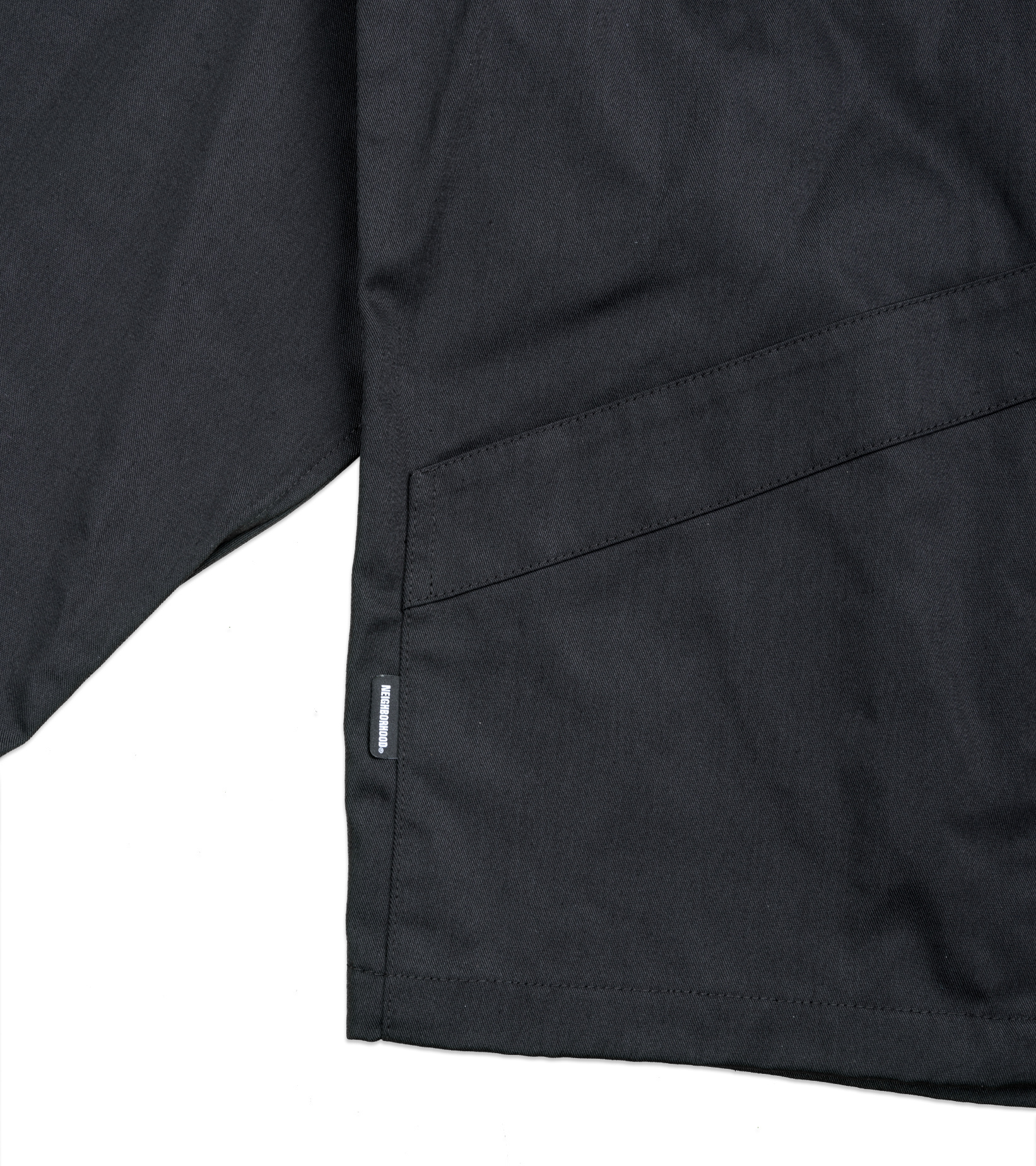 "Drizzler Jacket ""Black""-3"