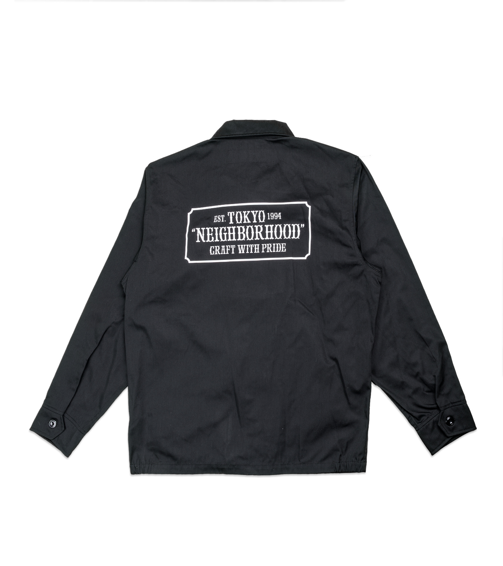 "Drizzler Jacket ""Black""-5"