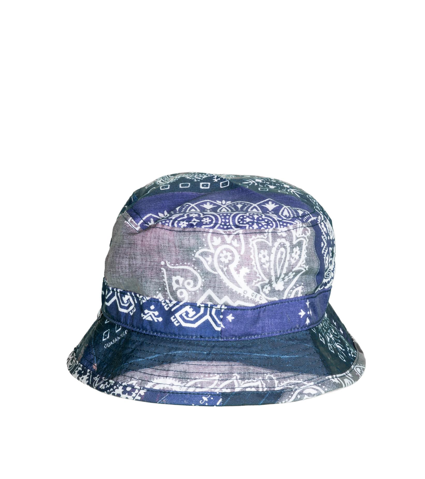 """Bucket Hat """"Navy""""-2"""