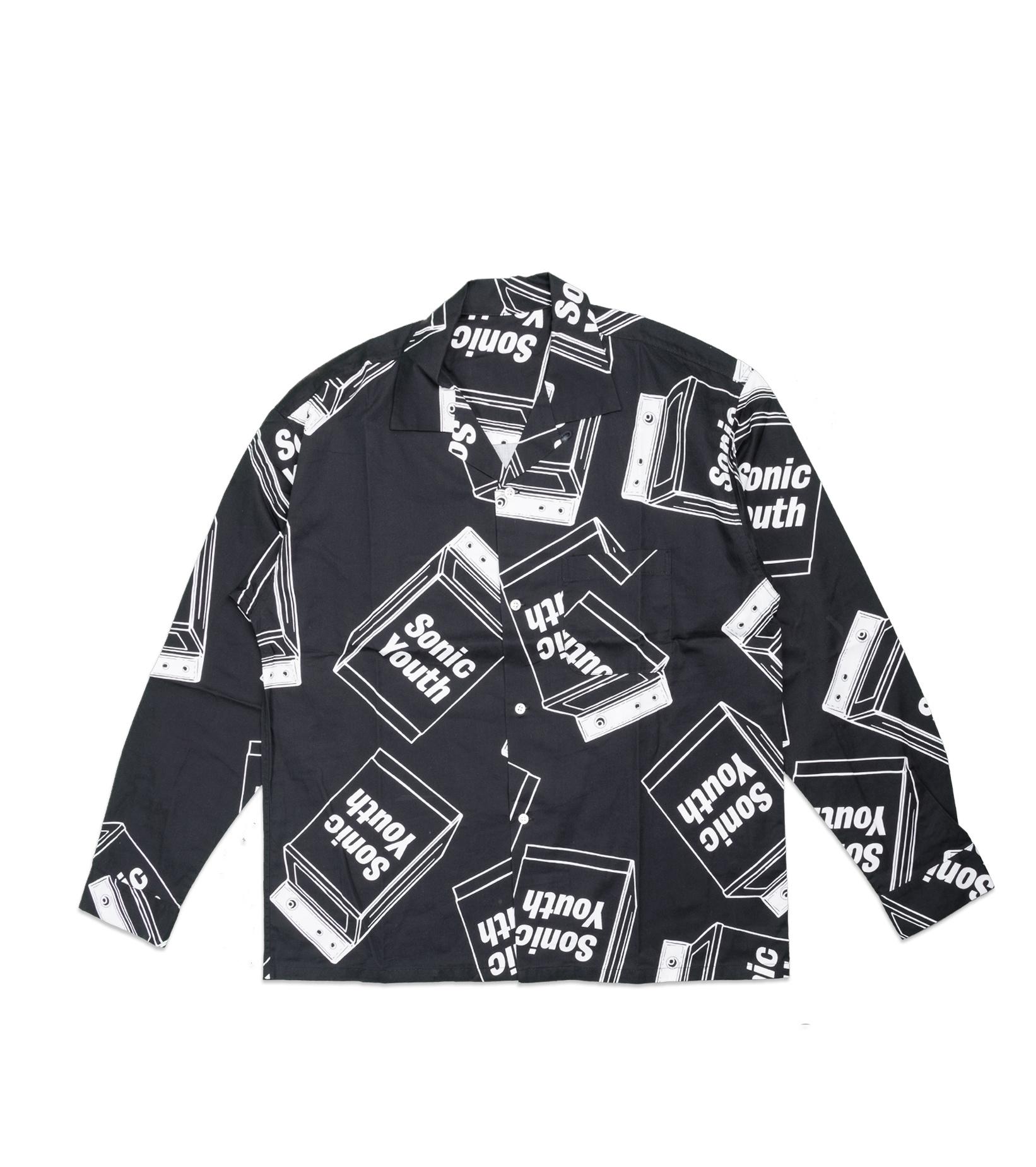"Graphic Shirt x Sonic Youth ""Black""-1"