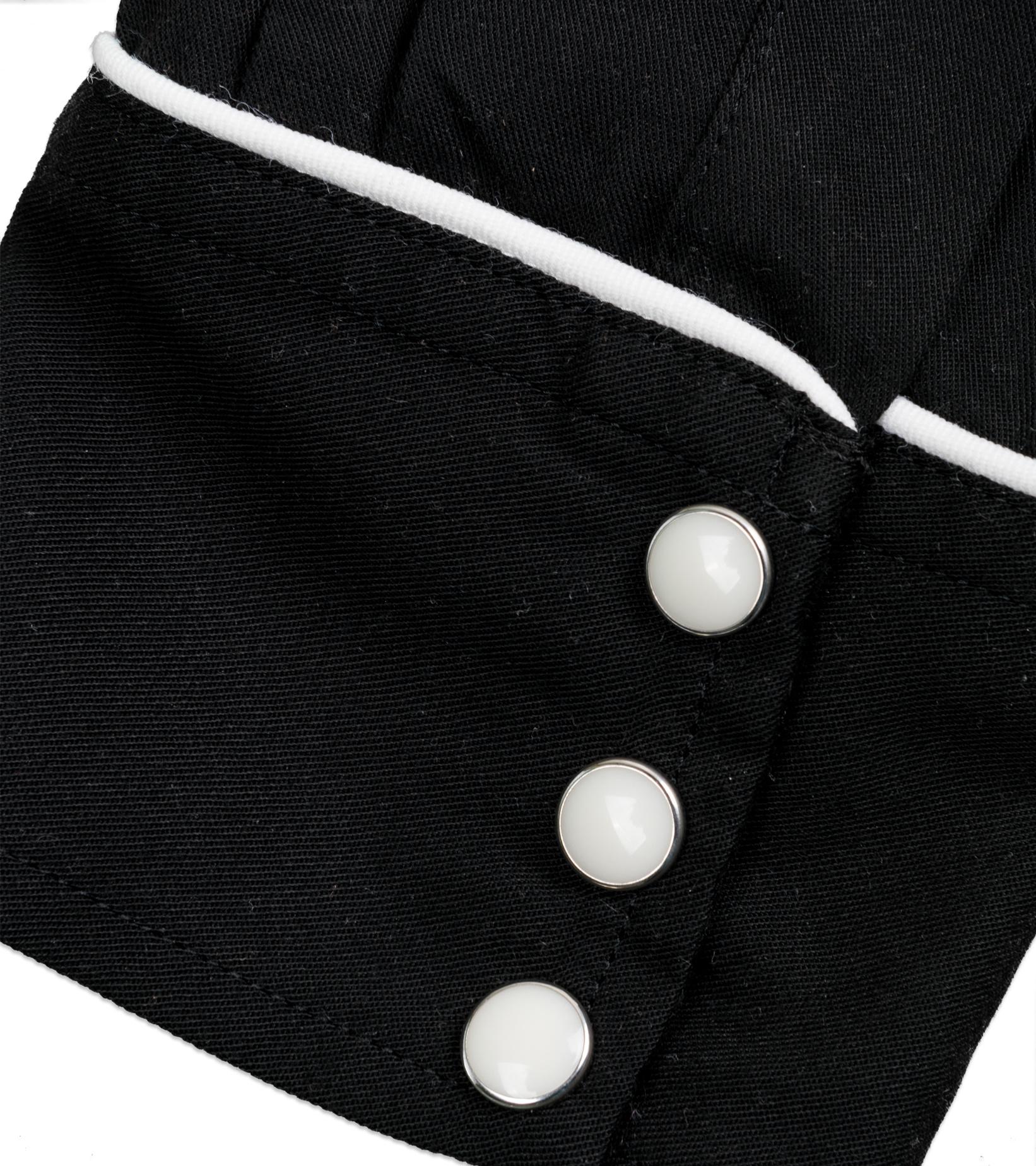 "Western Shirt ""Black""-5"