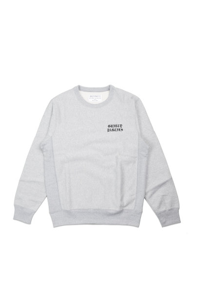 "Heavyweight Sweatshirt ""Gray"""
