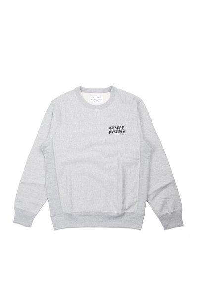 "Heavyweight Sweatshirt ""Gray"""