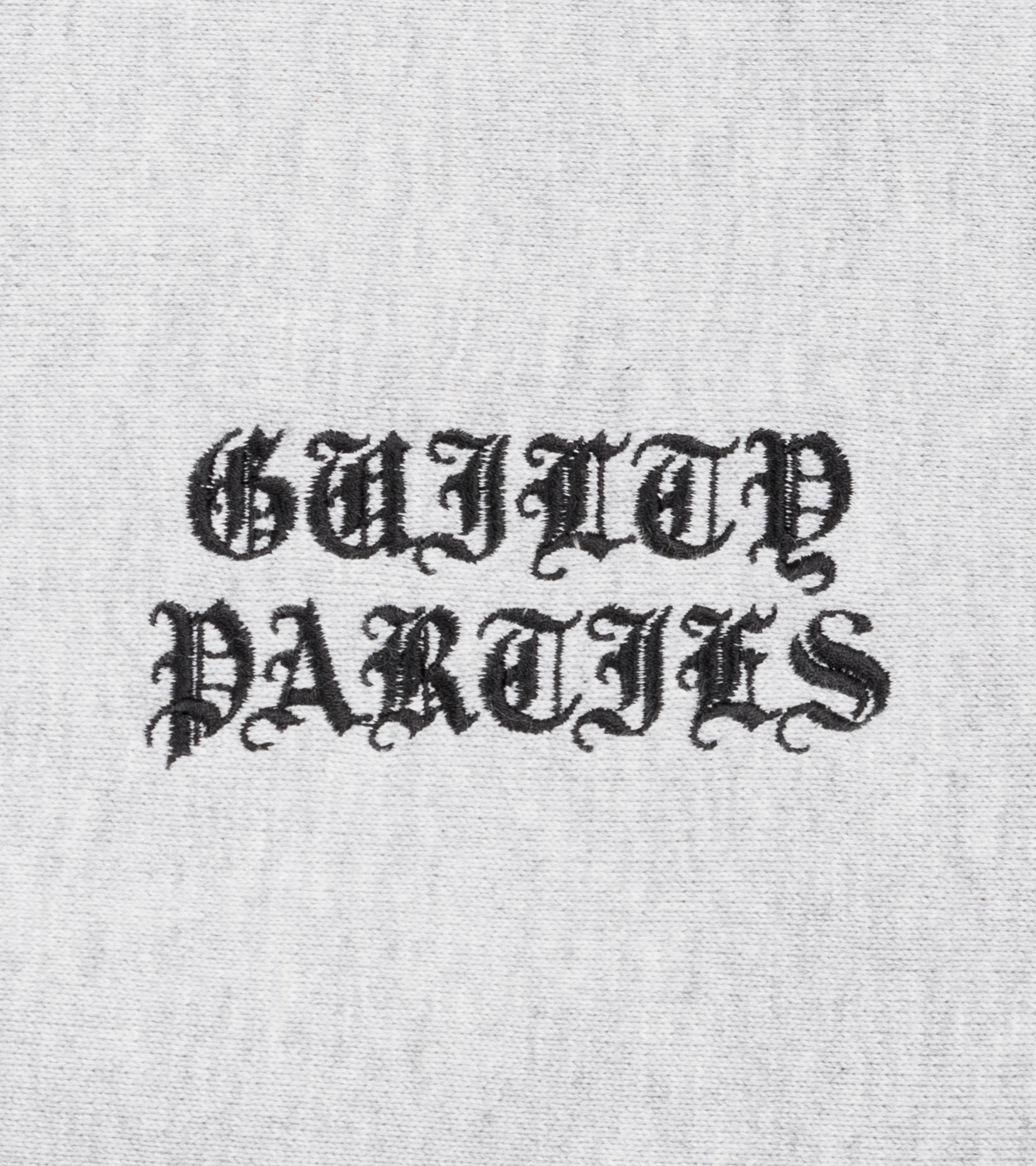 "Heavyweight Sweatshirt ""Gray""-2"
