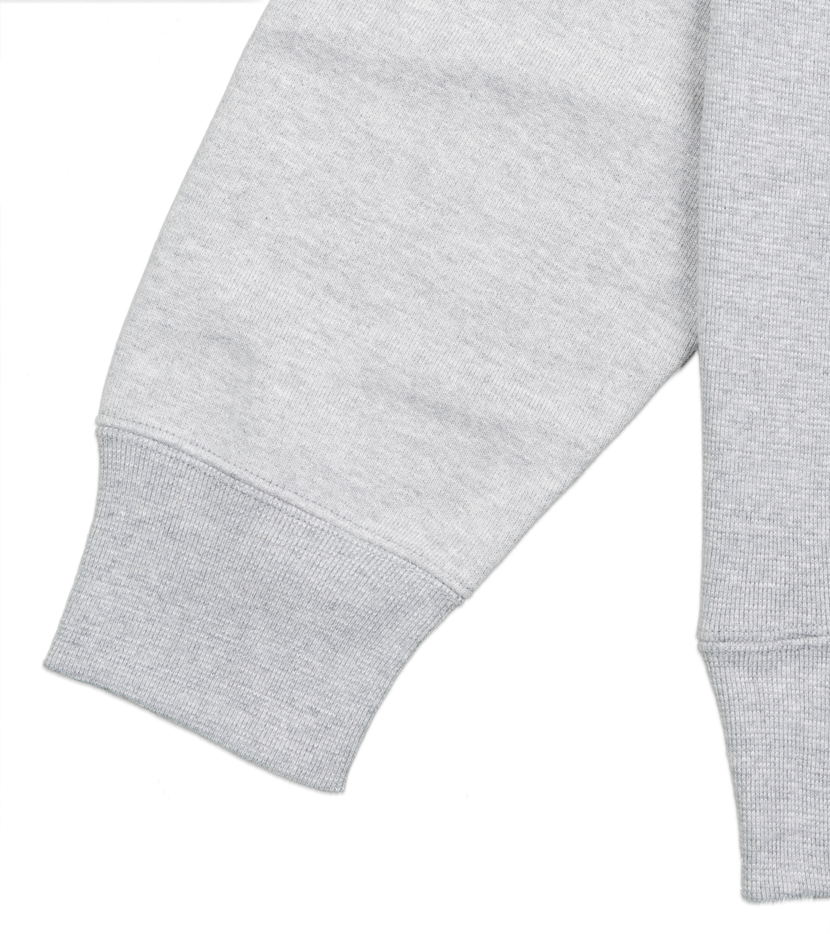 "Heavyweight Sweatshirt ""Gray""-3"