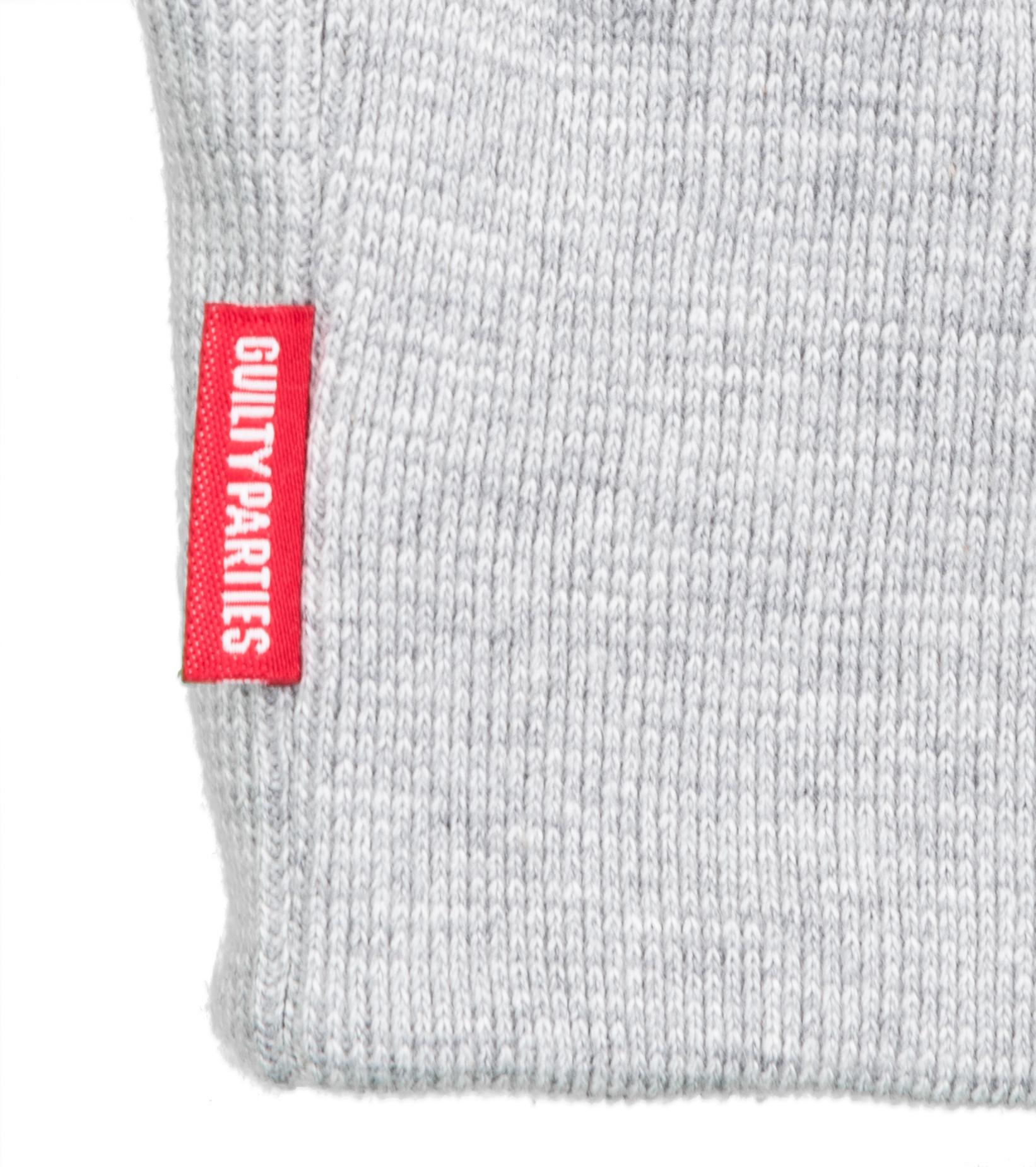 "Heavyweight Sweatshirt ""Gray""-5"