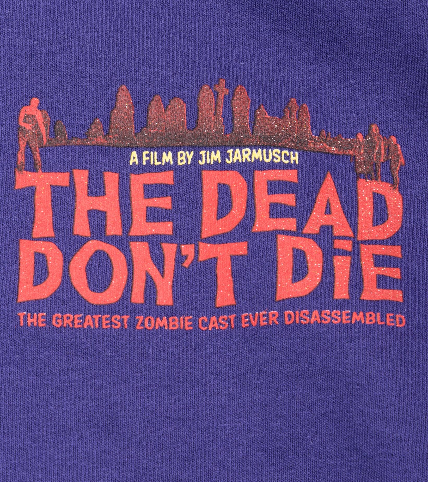"""Sweatshirt x The Dead Don't Die """"Purple""""-2"""