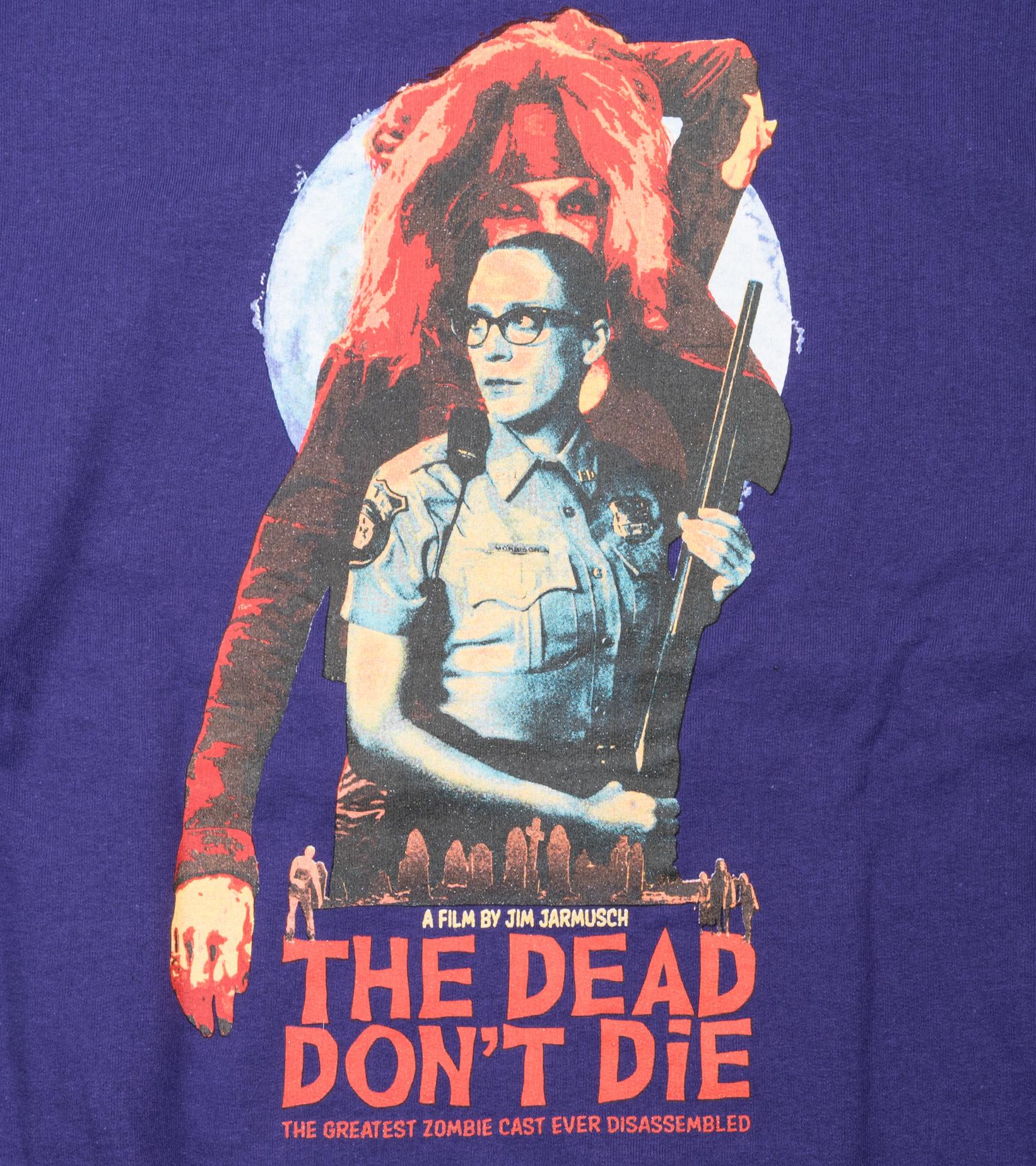 """Sweatshirt x The Dead Don't Die """"Purple""""-4"""