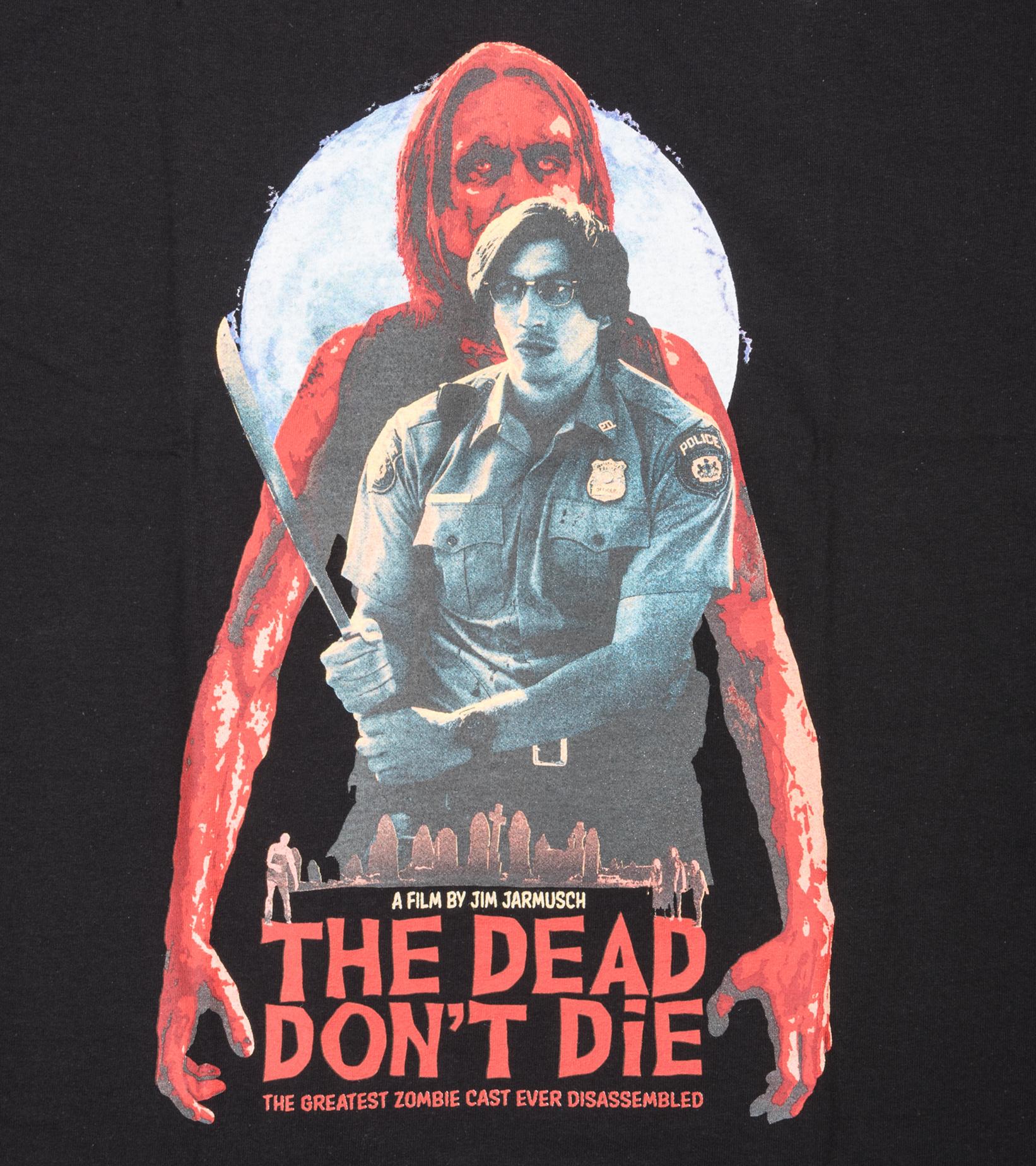 "Tee x The Dead Don't Die ""Black""-3"