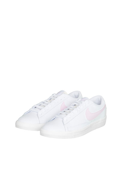 "Blazer Low Leather ""White/Pink Foam"""