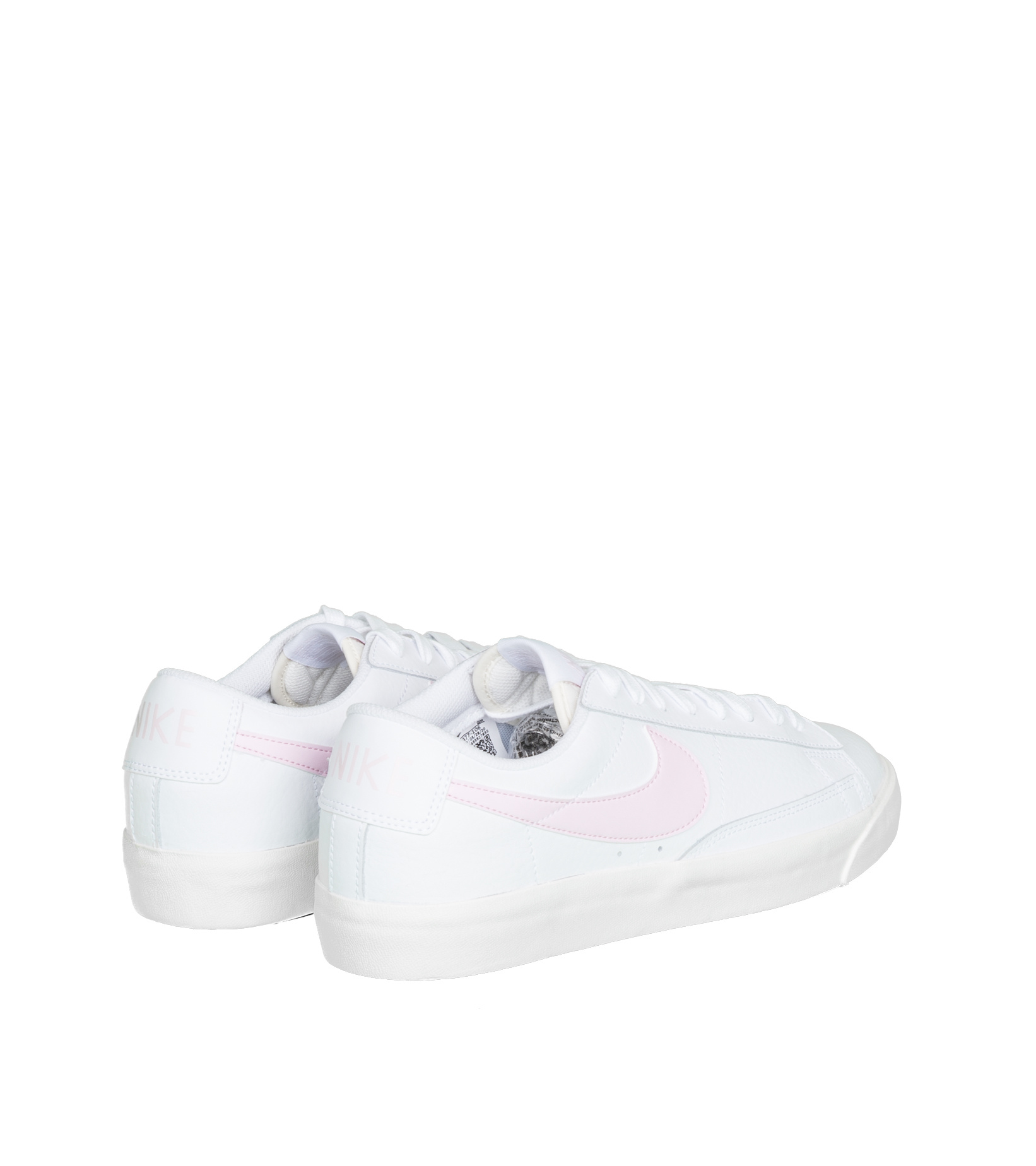 "Blazer Low Leather ""White/Pink Foam""-2"