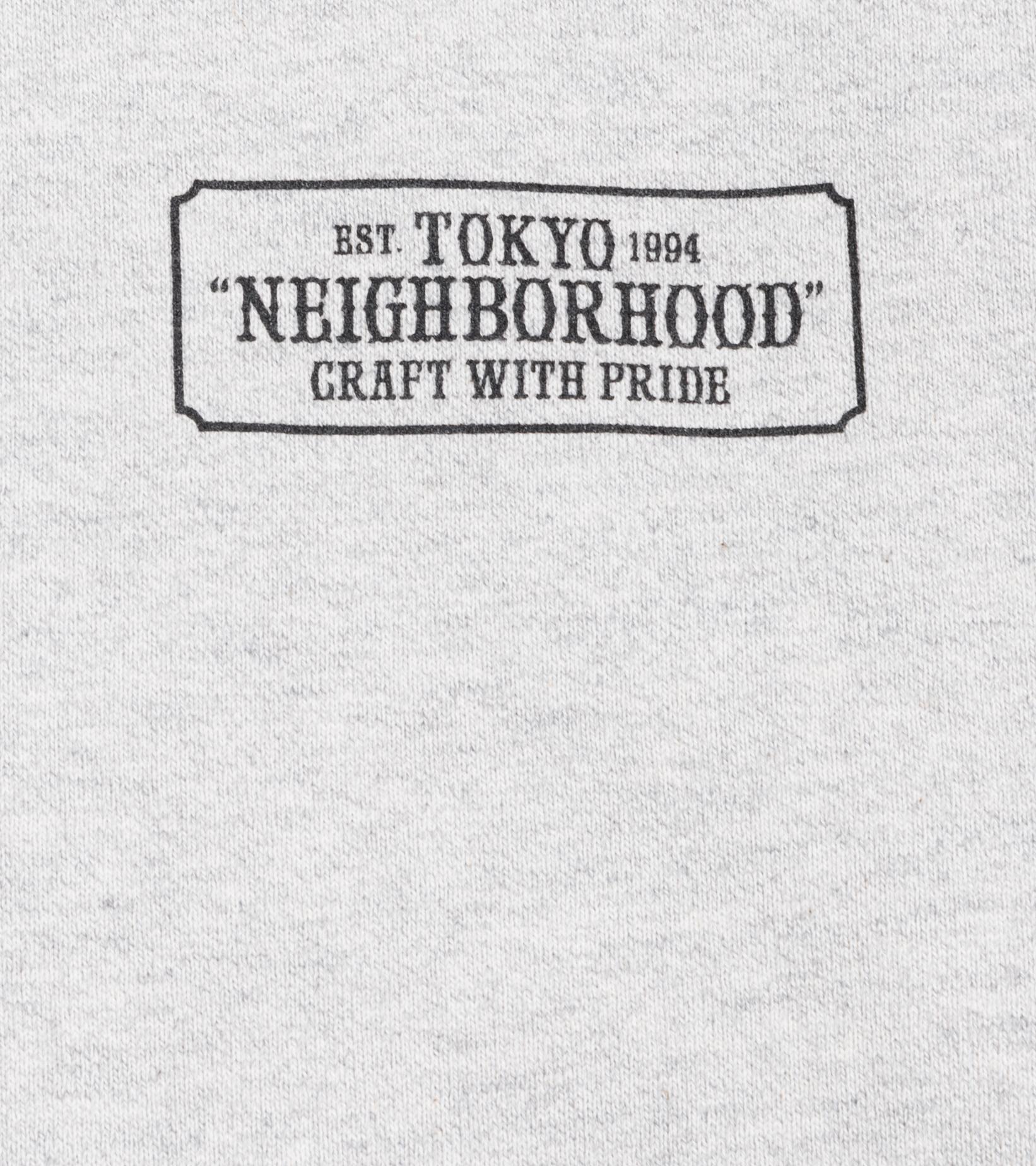 "Classic Sweatshirt ""Grey""-2"