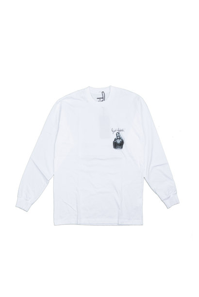 "Addict LS Tee ""White"""