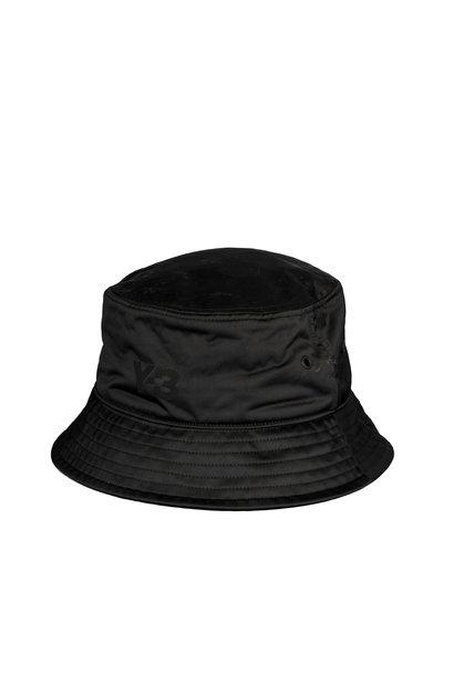 """Y-3 Bucket Hat """"Black"""""""