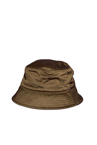 "Y-3 Bucket Hat ""Khaki"""