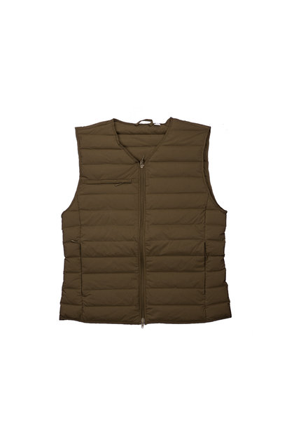 "Y-3 Light Down Liner Vest ""Khaki"""