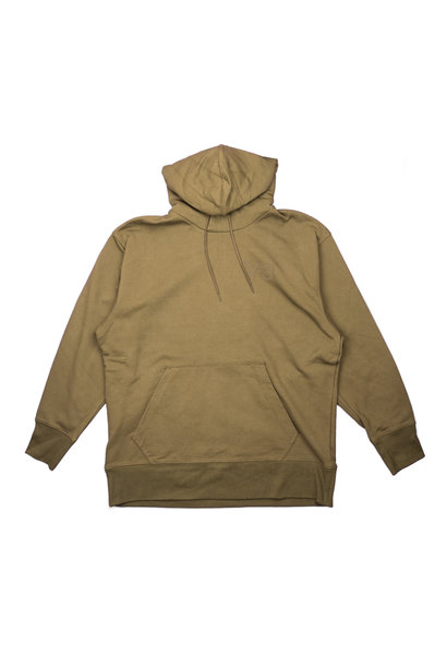 "Y-3 Chest Logo Hoodie ""Khaki"""