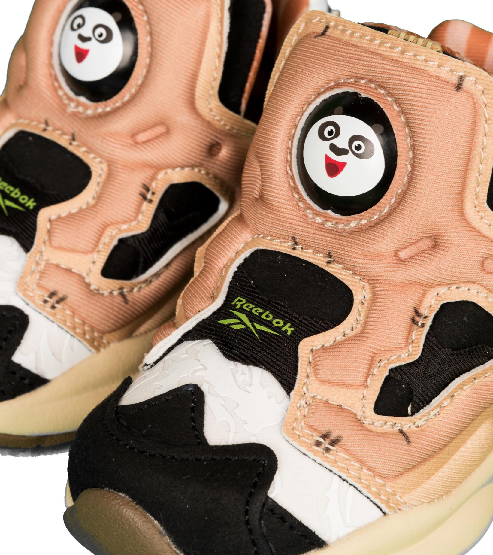 "Fury x Kung Fu Panda (Infant) ""Black/White""-7"