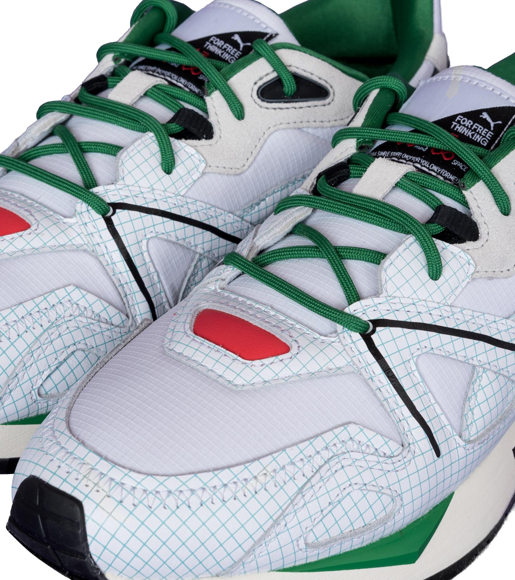 "Mirage Mox x Michael Lau ""White/Green""-7"