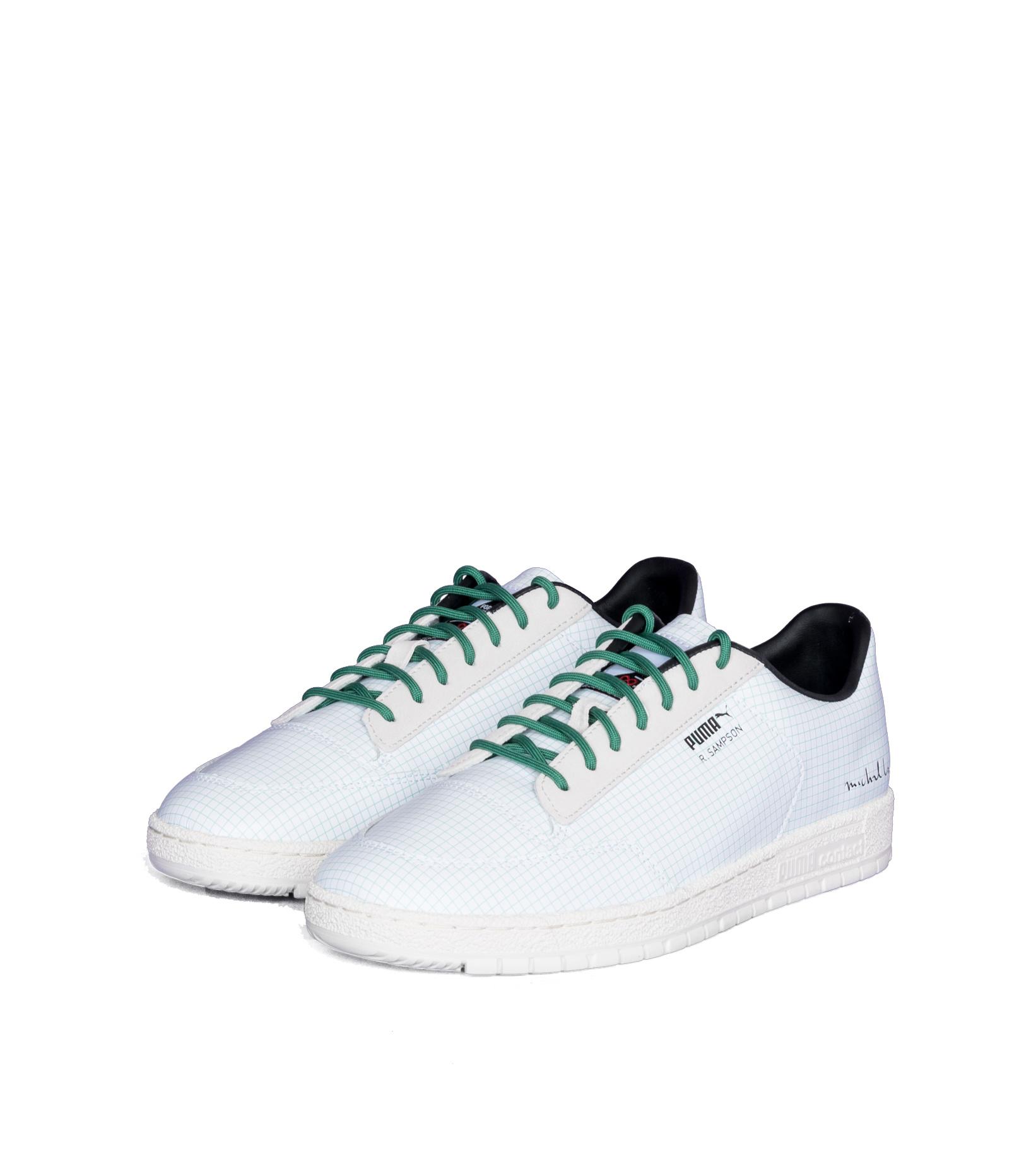 """R. Sampson '70 Clean x Michael Lau """"White/Green""""-1"""