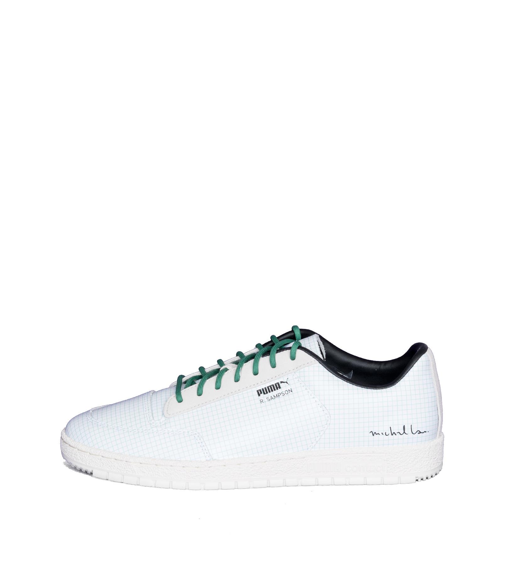 """R. Sampson '70 Clean x Michael Lau """"White/Green""""-3"""