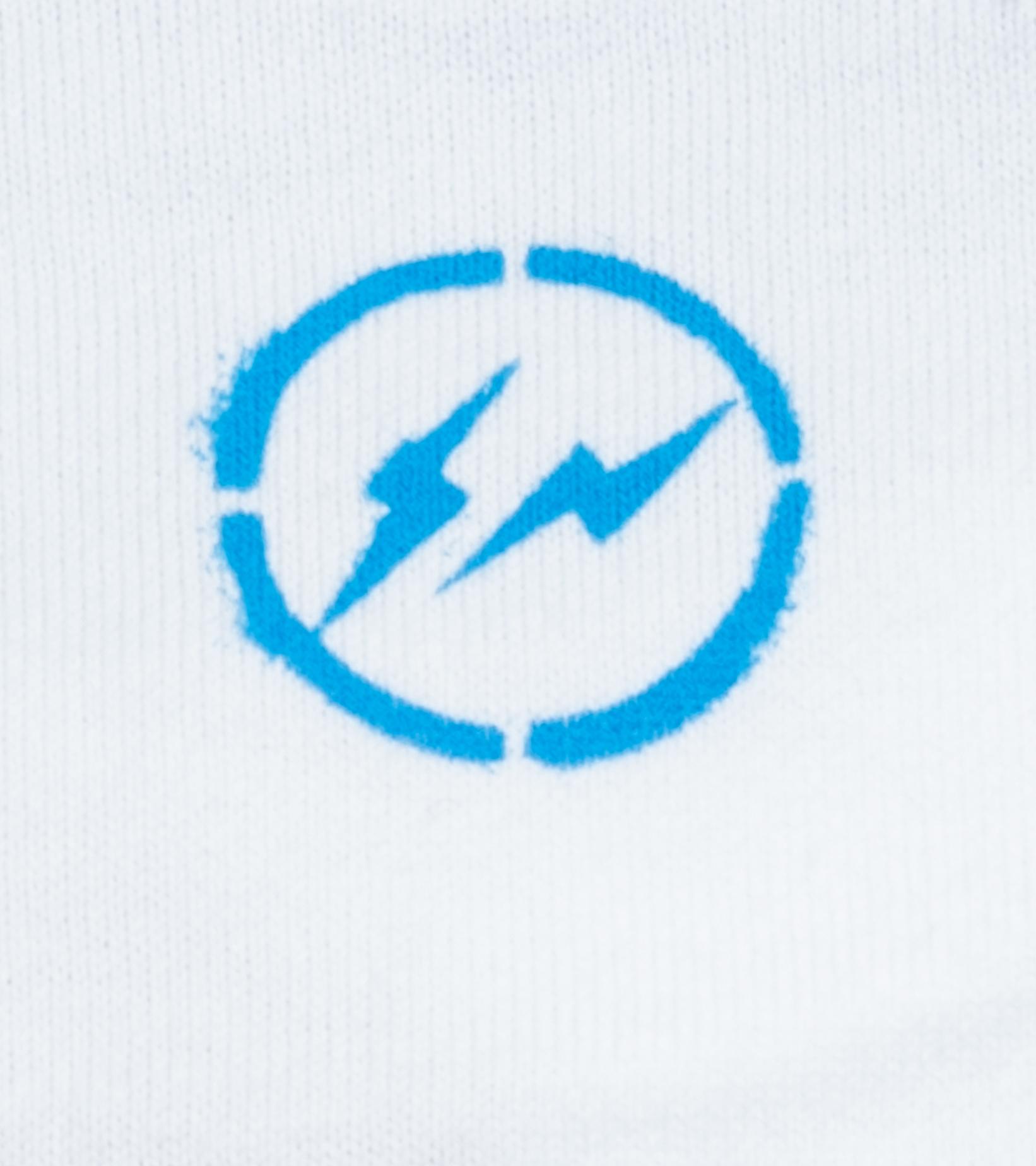 """Be@rtee x Fragmentdesign FRGMT Spray Logo Tee """"White""""-4"""