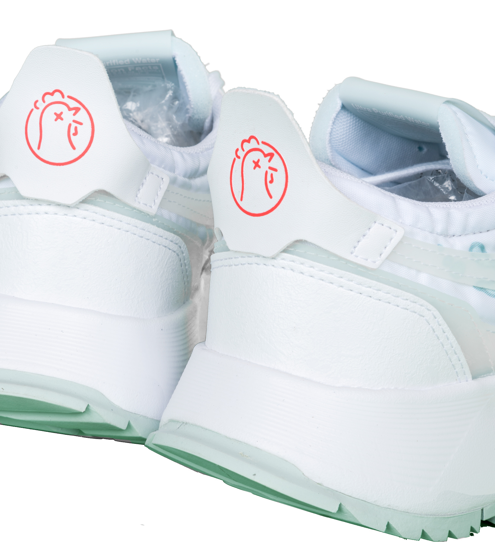 """CL Legacy x Hot One's """"White/Green""""-6"""