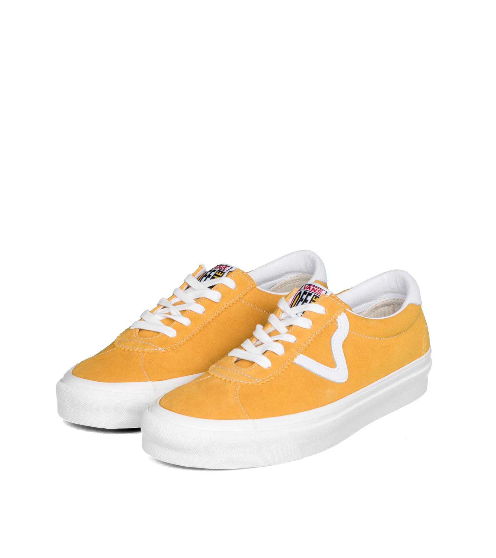 "Style 73 DX (Anaheim Factory) ""OG Saffron""-1"