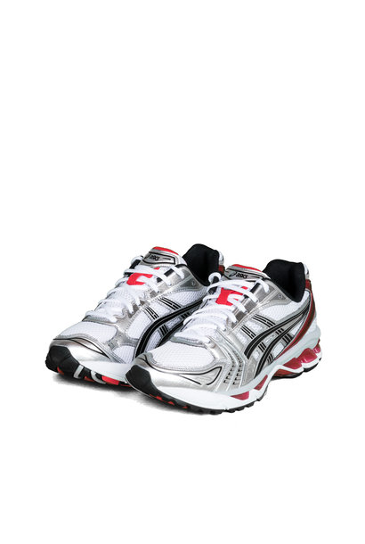 "Gel-Kayano 14 ""White/Classic Red"""