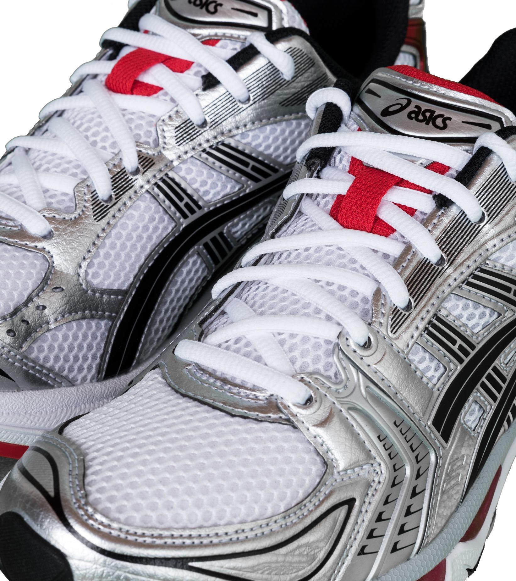 "Gel-Kayano 14 ""White/Classic Red""-7"