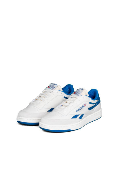 "Club C Revenge Vintage ""White/Royal Blue"""