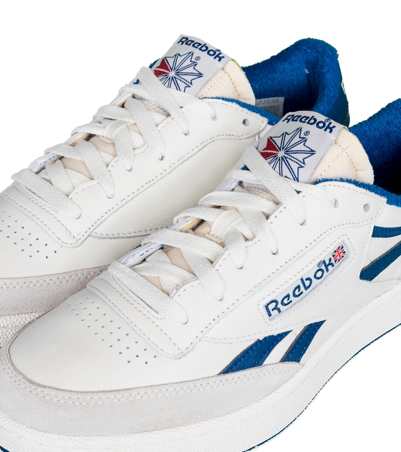 "Club C Revenge Vintage ""White/Royal Blue""-7"