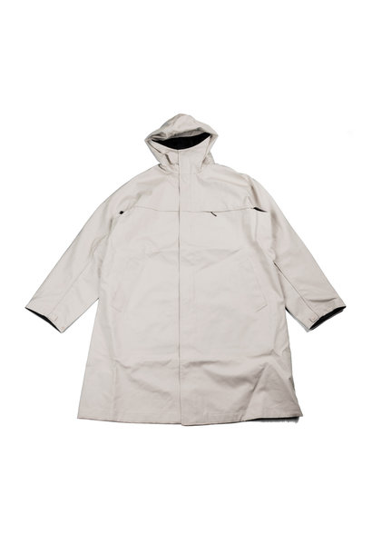 "Y-3 Racer Bonded Hooded Trenchcoat ""Clear Brown"""