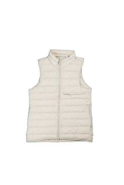 "Y-3 WMNS Light Down Liner Vest ""Clear Brown"""