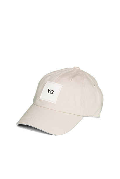"Y-3 Square Label Cap ""Clear Brown"""
