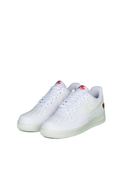 "Air Force 1 ""White/University Red"""