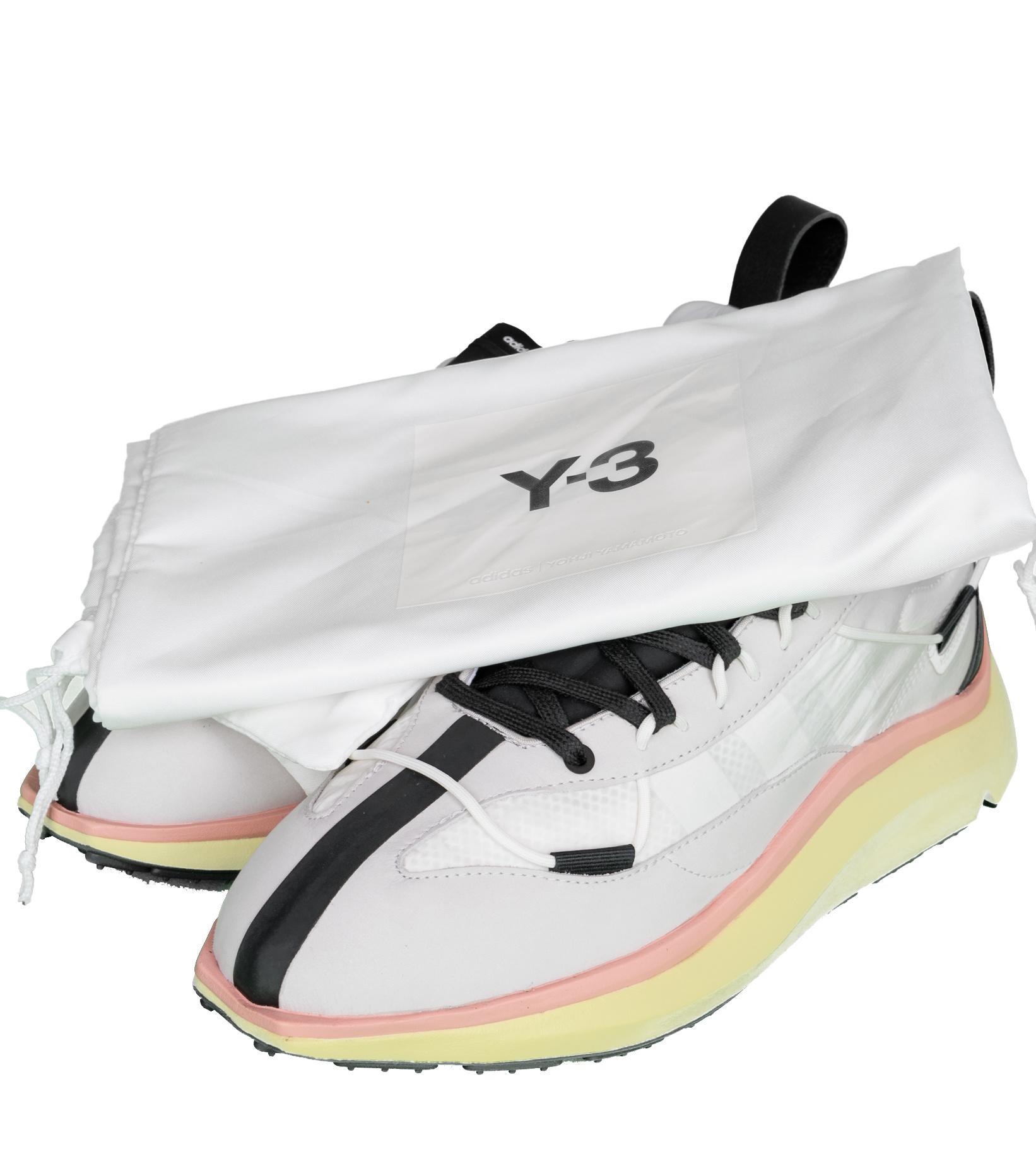 """Y-3 Shiku Run """"White/Grey""""-9"""