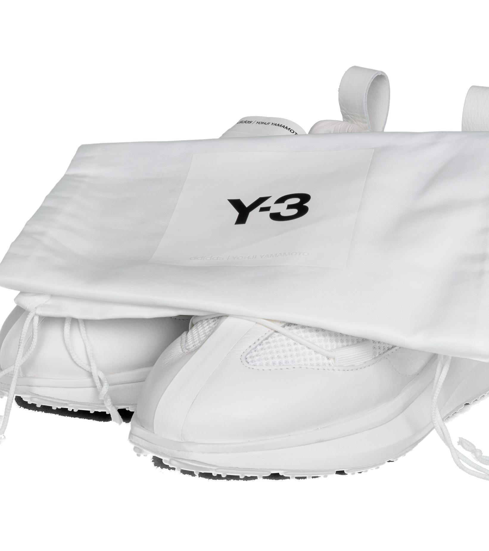 """Y-3 Shiku Run """"White/White""""-9"""