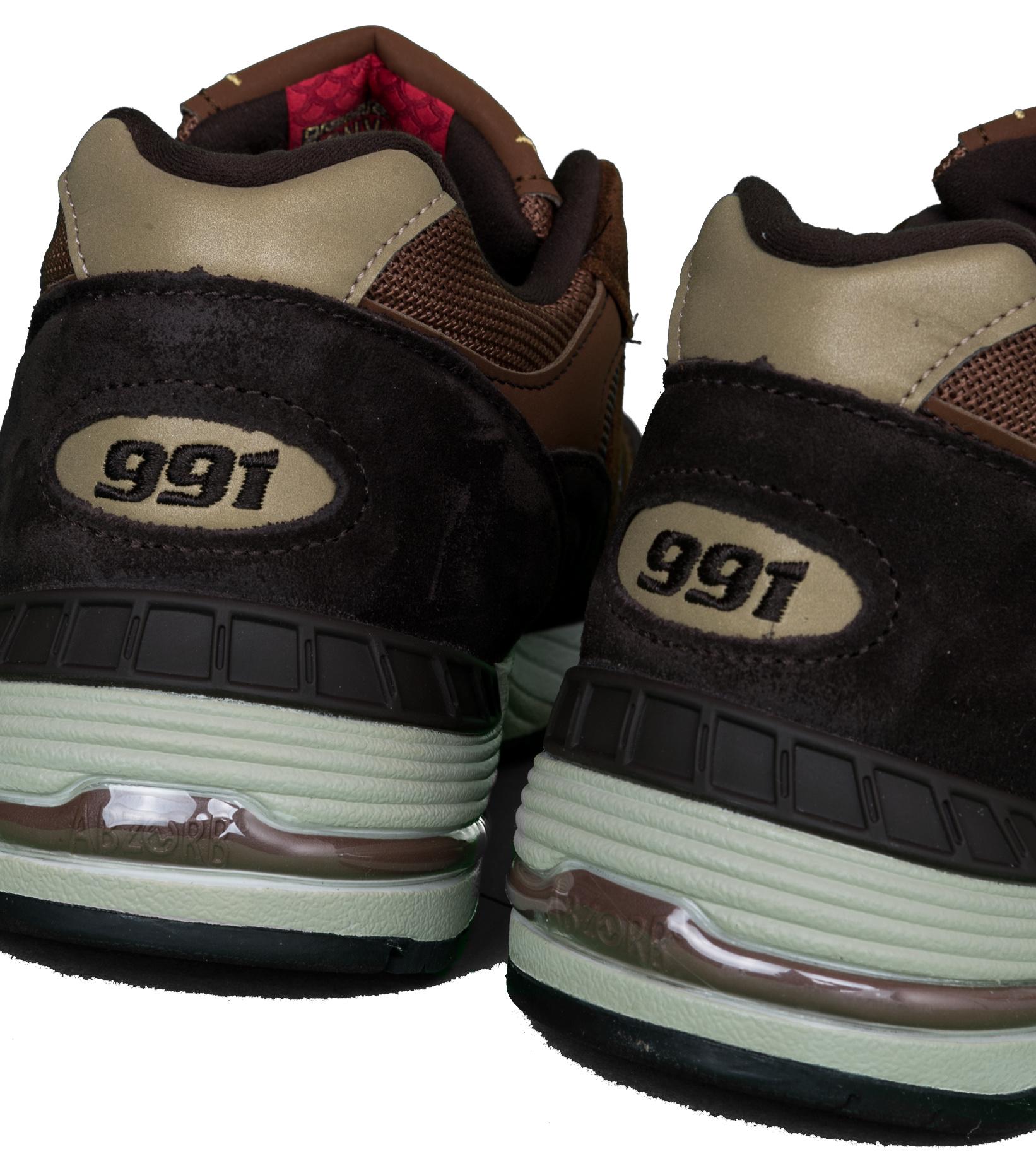 """991 """"Brown/Tan""""-6"""