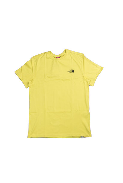 """Simple Dome Tee """"Citronelle Green"""""""