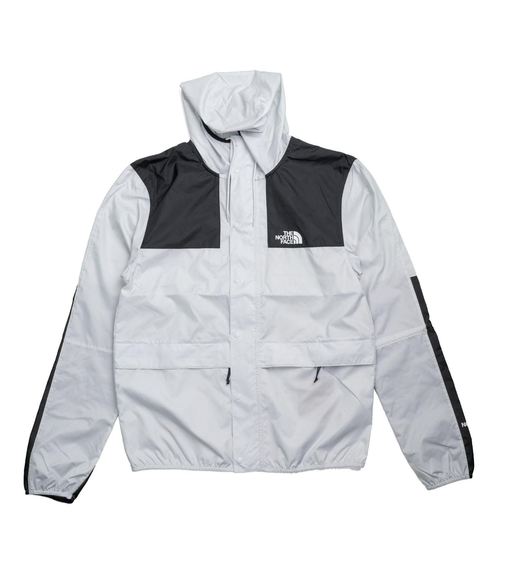 """1985 Seasonal Mountain Jacket """"Tin Grey""""-1"""