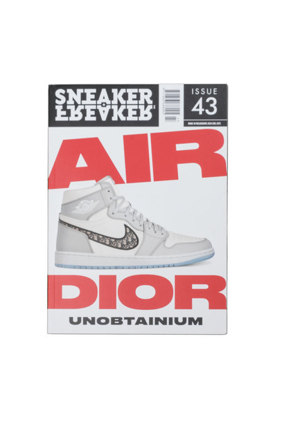 Issue 43 - AJ Dior