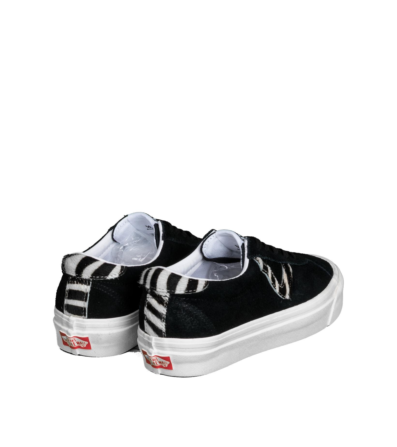 """Style 73 DX (Anaheim Factory) """"Black/Zebra""""-2"""