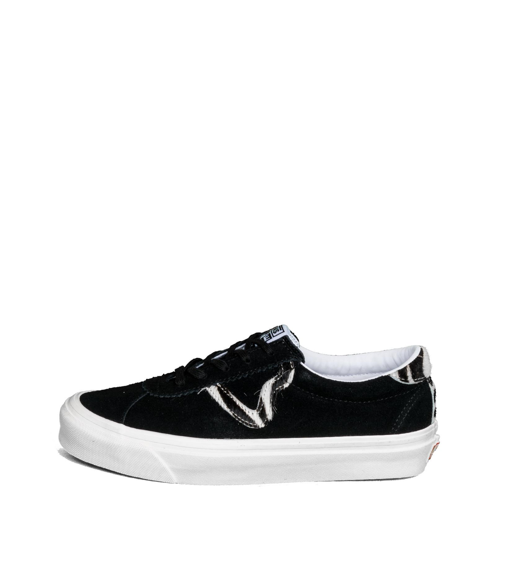 """Style 73 DX (Anaheim Factory) """"Black/Zebra""""-3"""