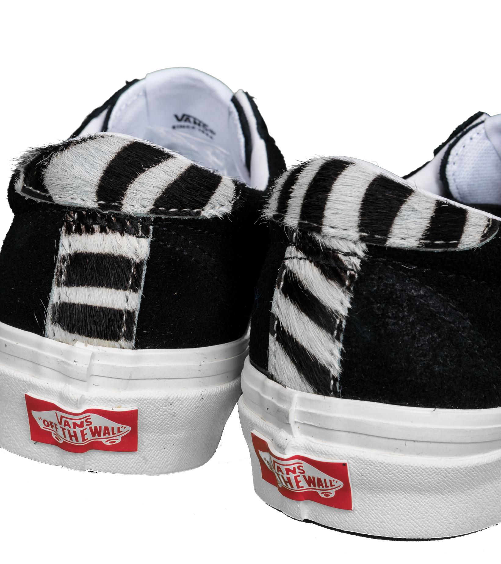 """Style 73 DX (Anaheim Factory) """"Black/Zebra""""-6"""