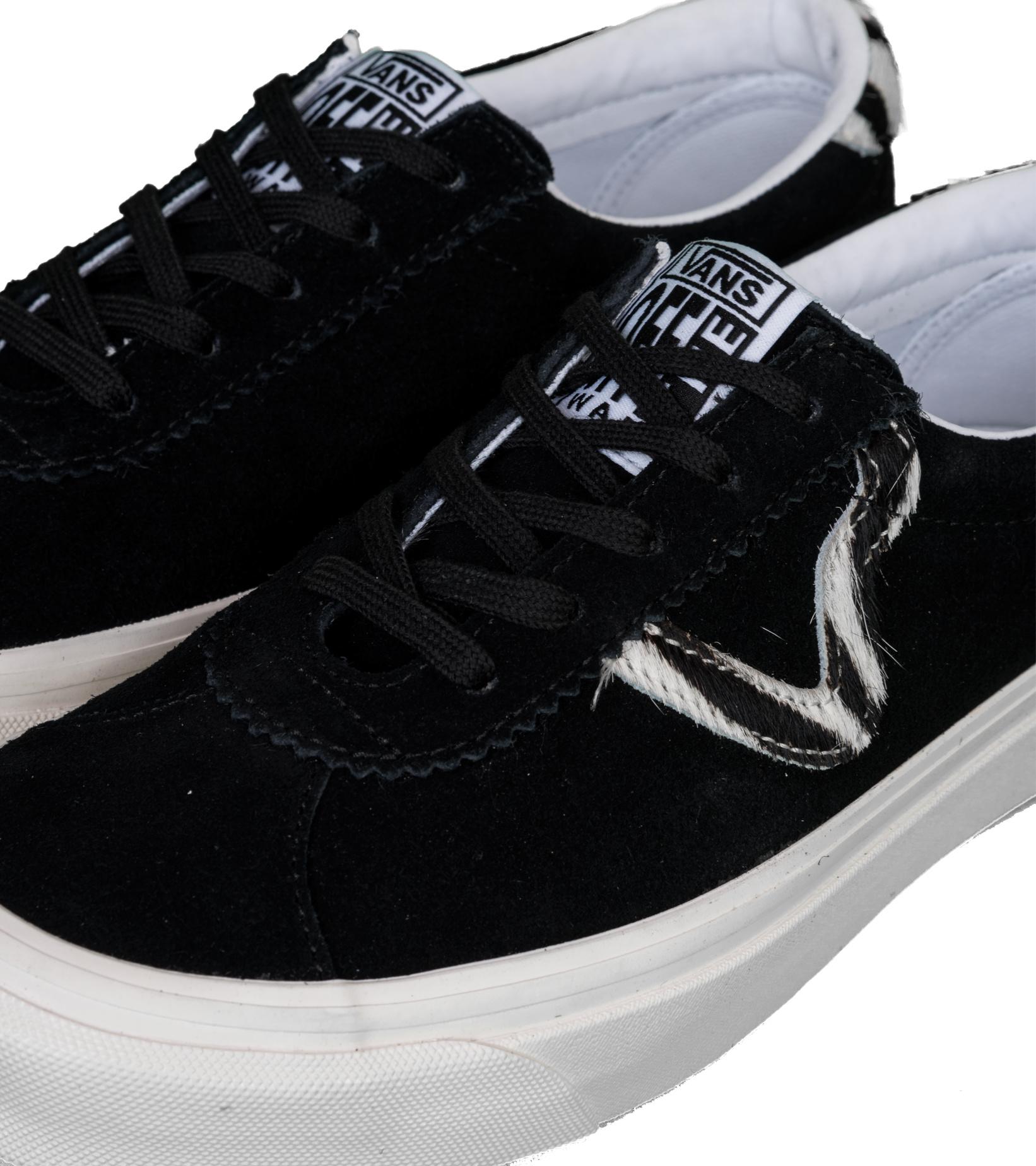 """Style 73 DX (Anaheim Factory) """"Black/Zebra""""-7"""