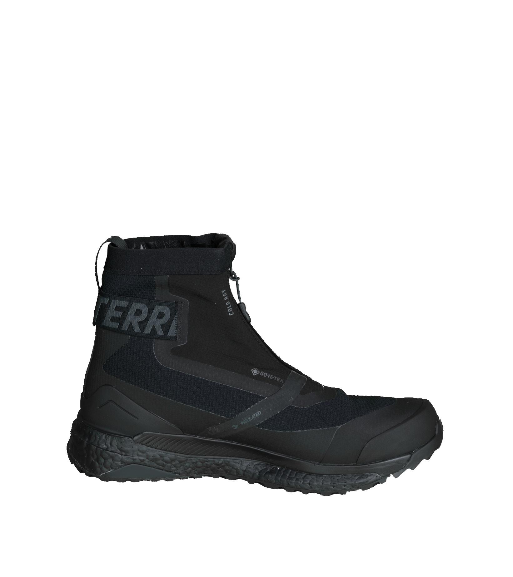 "PW Terrex Free Hiker Zip ""Triple Black""-4"