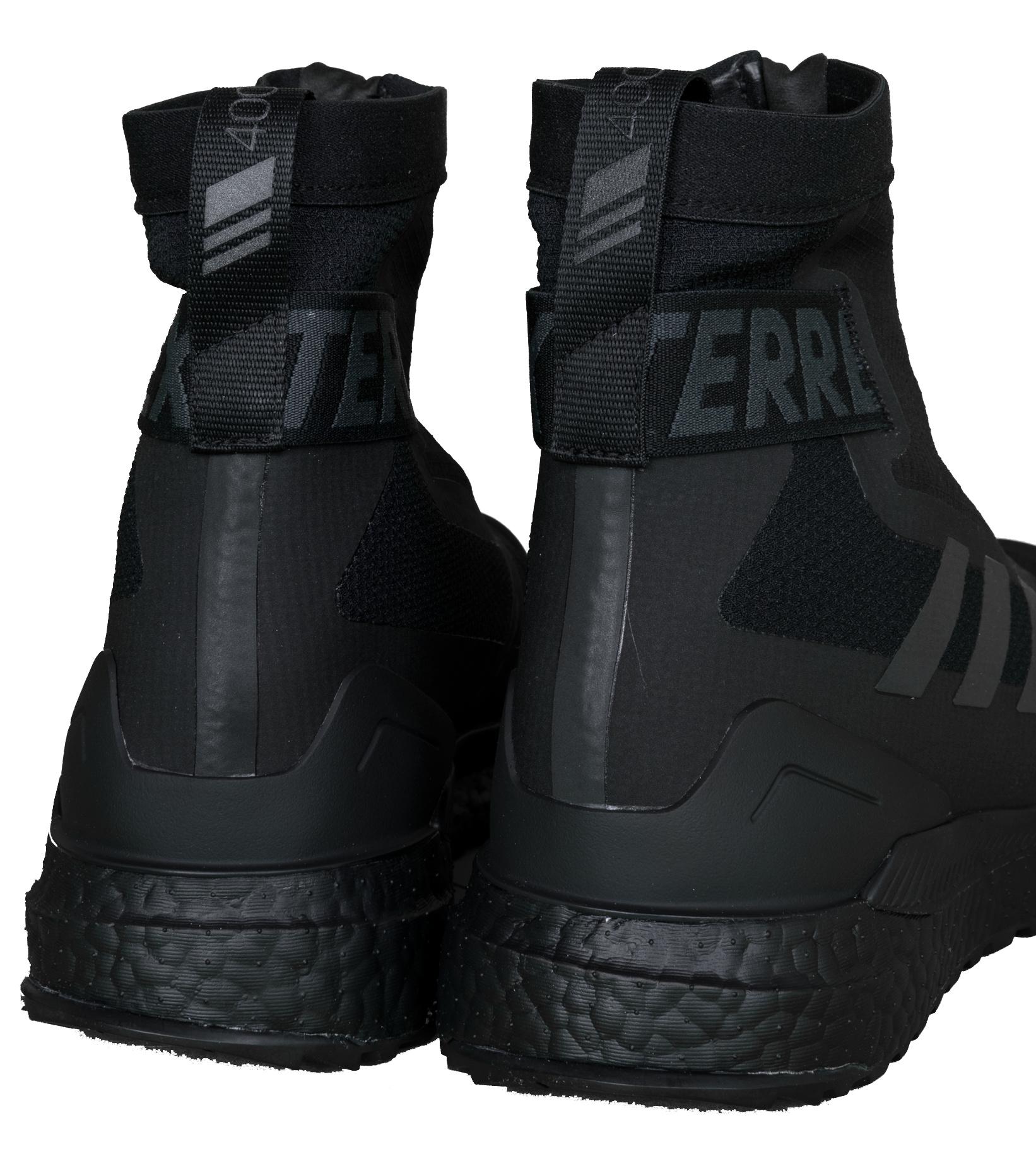 "PW Terrex Free Hiker Zip ""Triple Black""-6"
